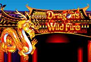 Игровой автомат Dragon's Wild Fire