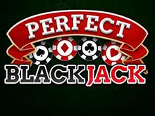 Играть в автомат Perfect Blackjack на деньги