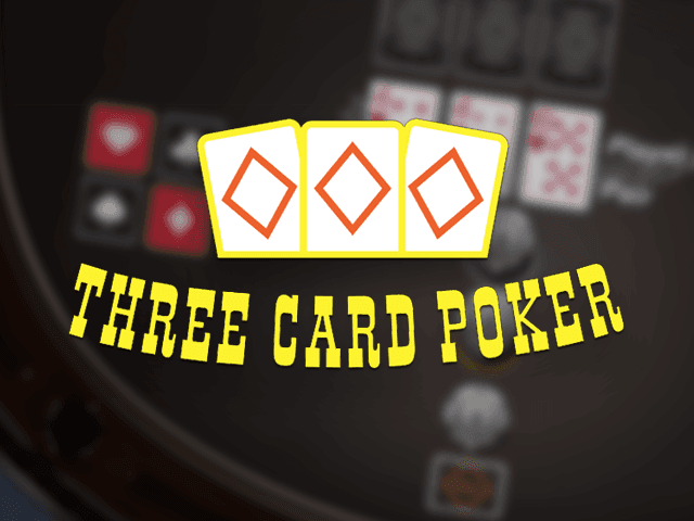 Three Card Poker by Shuffle Master
